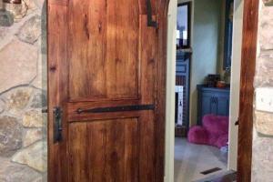 O-Custom-bult-Door-from-reclaimed-wood